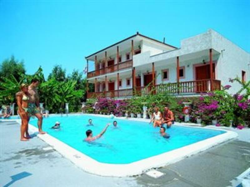 Appartementen Dimitra - Kokkari - Samos